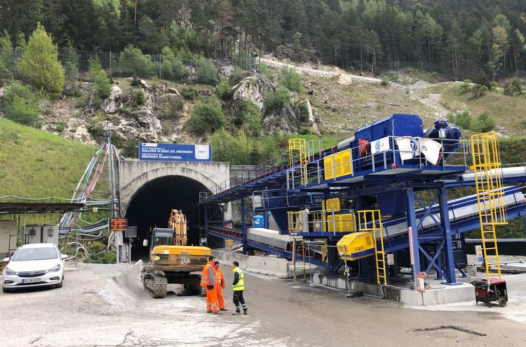 Strengthening of the Munich-Verona railway axis Brenner Base Tunnel